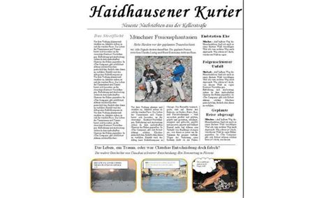 Vorlage Word Zeitung Hochzeitszeitung Mit Word Pc Magazin