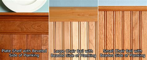 Wainscoting Tongue And Groove by Wainscoting Plank Kit Wk 46 52 55 Quot Beadboard