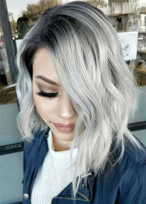 best 20 gray hair colors ideas on pinterest dying hair best 20 silver hair colors ideas on pinterest ash gray