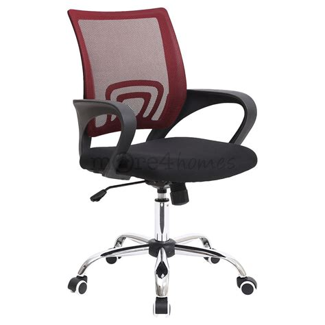 metro mesh office chair medium back with armrests computer