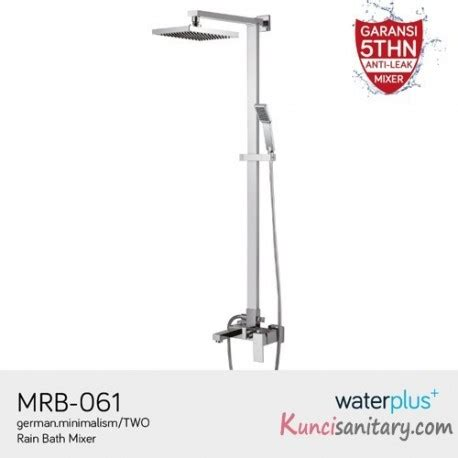 Toto Tx442sesn Kran Bath Shower Tanam waterplus mrb 061