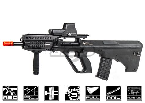 Airsoft Gun Aug A3 Aug Airsoft Www Pixshark Images Galleries With A Bite