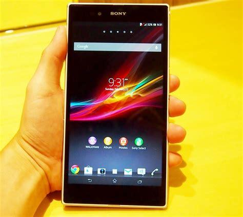 Hp Sony Xperia Z Ultra Di Malaysia sony ericsson xperia z ultra price in malaysia