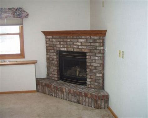 Corner Brick Fireplace by Corner Fireplace Design Ideas Brick Corner Fireplace Design Ideas For The Home