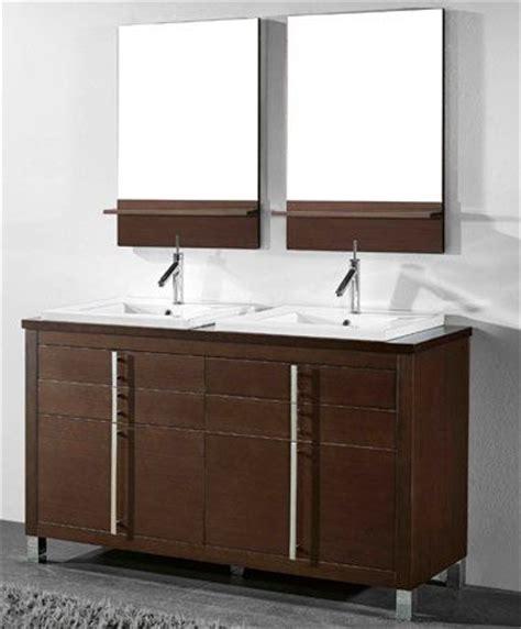 interior 60 inch double sink bathroom vanity modern 43 best contemporary bathroom vanities images on pinterest