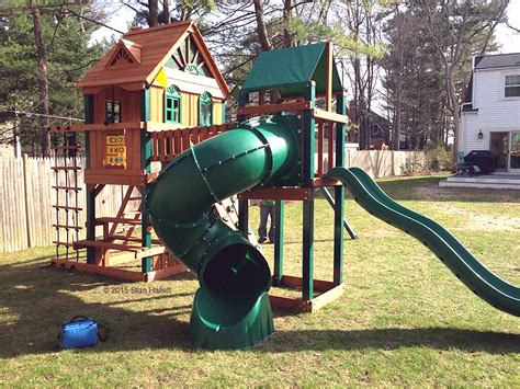 woodbridge swing set playset gallery swing set installation ma ct ri nh me