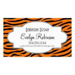 tiger stripe template tiger stripe business cards templates zazzle