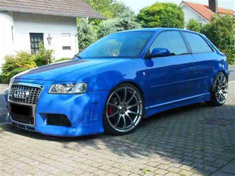Audi A3 Tuning Kaufen by Audi A3 8l 1 8 125 Ps Showcar Tuning Tolle Angebote In Audi