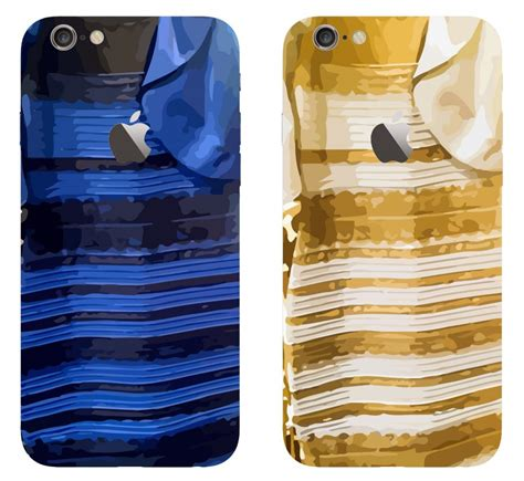 color of the dress the dress goes from internet meme to iphone case but