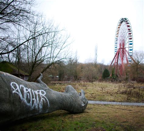 abandoned amusement park there are few things more fascinating to me than abandoned