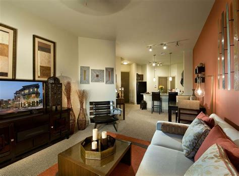 Apartment At Atlanta Intown Lofts At Amli Parkside Luxury Apartments Near The
