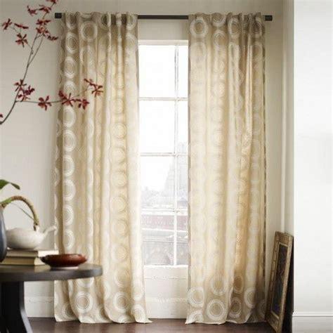 variety  geometric curtains  interior ideas