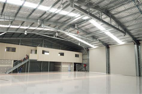 Hangar Shed by New Ranbuild Hybrid Commercial Building Commercial