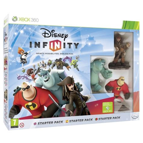 disney infinity starter pack xbox 360 365games co uk