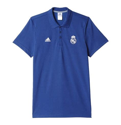 Polo Shirt Real Madrid Bola 2016 2017 real madrid adidas 3s polo shirt purple for only 163 34 84 at merchandisingplaza uk