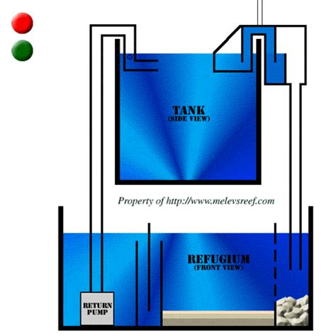Refugium Plumbing by Sumps Reef Central Community