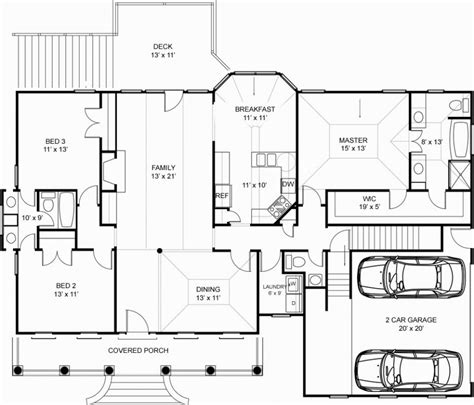 Best Home Floor Plans by Superb Retirement Home Plans 6 Best Retirement House