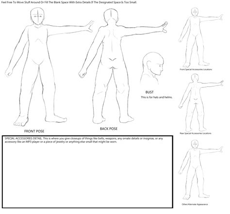 male clothing design template by ovni the ufo on deviantart