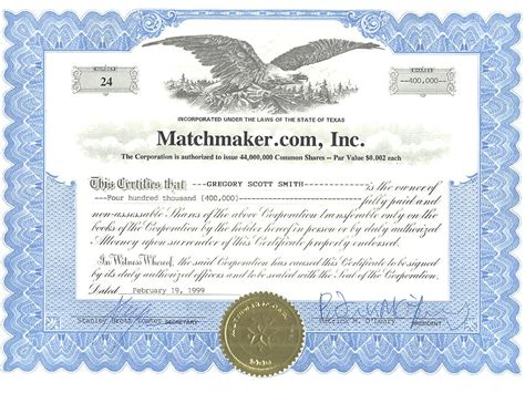 stock certificates templates stock certificate template http webdesign14