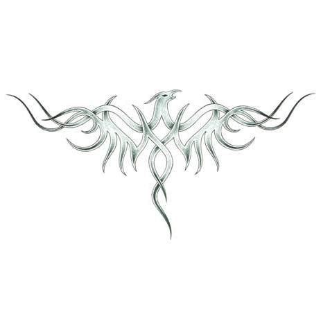 tribal pheonix tattoo celtic celtic