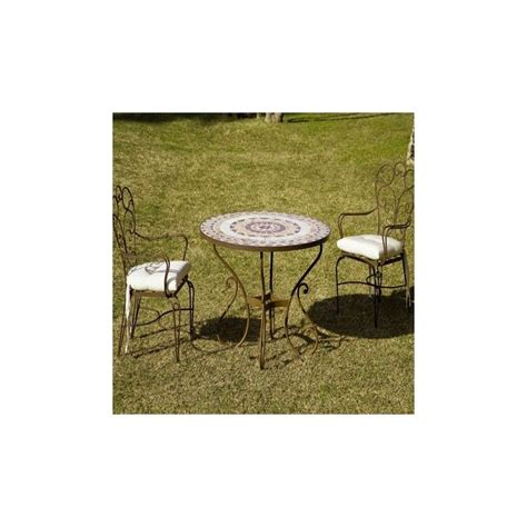 muebles jardin forja muebles de forja para terraza y jard 237 n