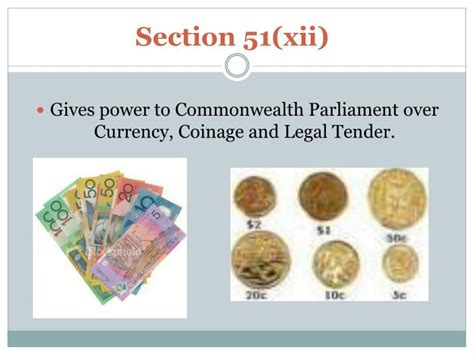 Section 51 Constitution by Ppt The Australian Constitution Powerpoint Presentation