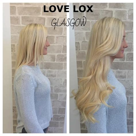 hair extensions how they work lovelox glasgow hair extensions tape extensions