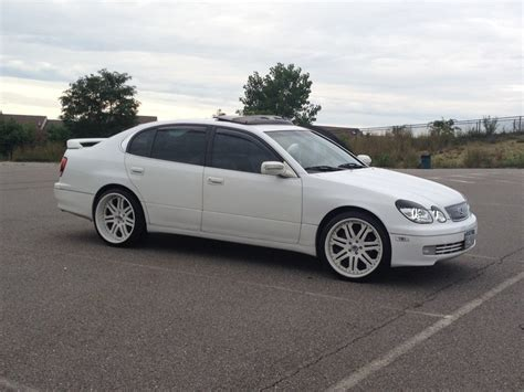Lexus Gs300 Rims by Our 2000 Lexus Gs300 With Eye Lids White 20