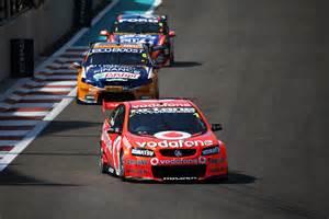 Abu Dhabi Race Car Rental Shane Gisbergen Pictures V8 Supercars Abu Dhabi
