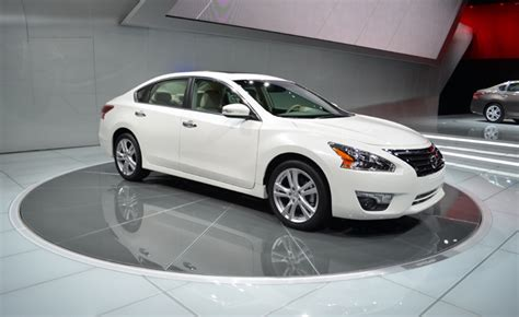 2012 Nissan Altima Mpg by 2013 Nissan Altima Gets Segment Best 38 Mpg 2012 New York