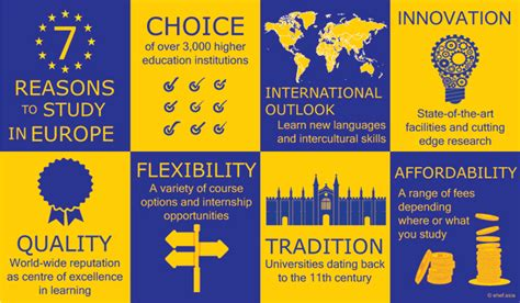 Consultancy For Mba Study In Europe by 7 Reasons To Study In Europe Ehef
