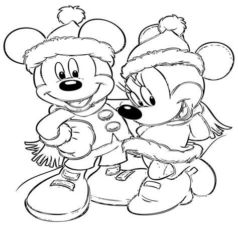 Imagenes De Navidad Para Colorear Gratis | dibujos disney navidad para colorear e imprimir gratis
