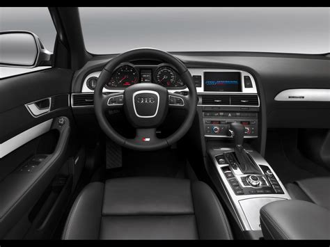 audi dashboard 2009 audi a6 dashboard 1920x1440 wallpaper