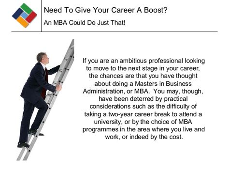 Can A Person Do Mba by What An Mba Can Do For You
