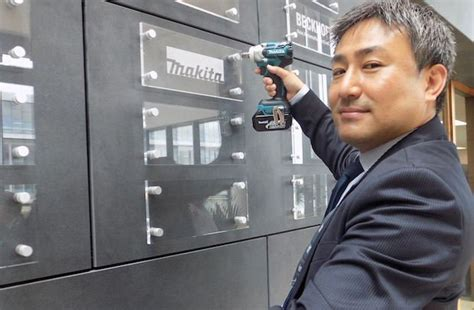 Bor Ces Makita Makita Joins Mtc To Develop Power Tools With Advanced