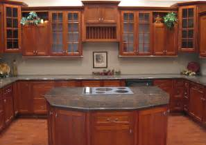 Cherry Cabinet Kitchens Kitchen And Bath Cabinets Vanities Home Decor Design Ideas