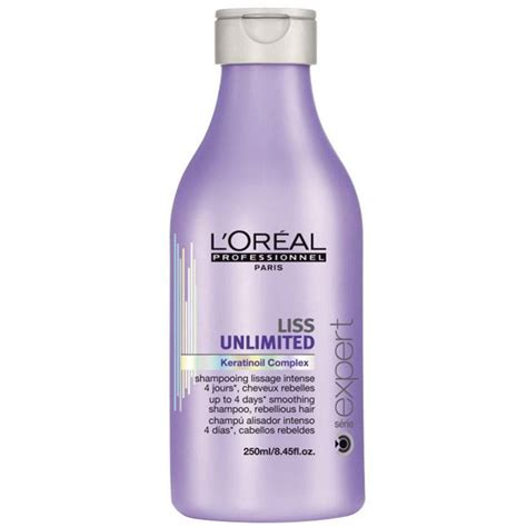 Sho Loreal Expert l oreal serie expert liss unlimited shoo
