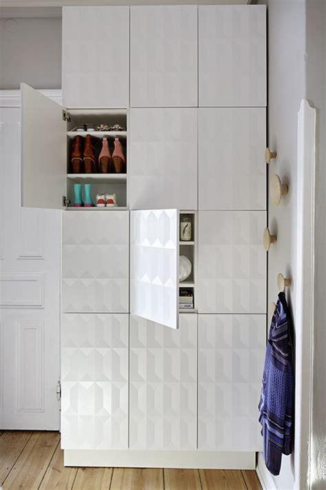 Flur Garderoben Bei Ikea by Ikea Garderobe Mit Schuhschrank Nazarm