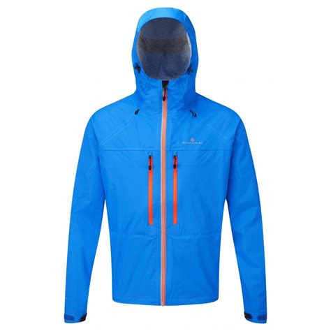 ronhill trail tempest waterproof running jacket electric
