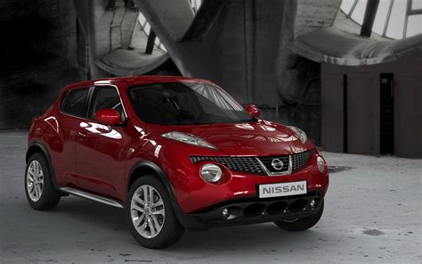 nissan juke red nissan juke in red colour wallpapers and images