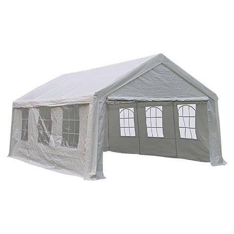 pavillon 4x6 sunfun partyzelt aruba 400 x 600 cm wei 223 bauhaus