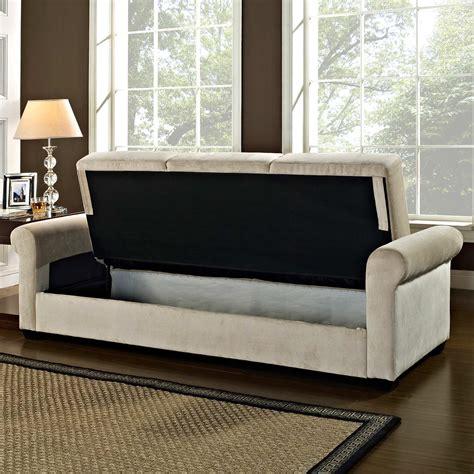 serta click clack sofa with storage serta click clack sofa with storage