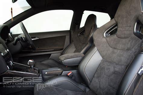alcantara upholstery leather and alcantara audi s3 retrim edge automotive