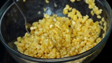 resep  membuat perkedel jagung  enak youtube
