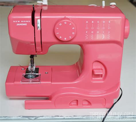 Sewing Machine Giveaway 2014 - how to teach kids to sew a janome portable sewing machine review giveaway the
