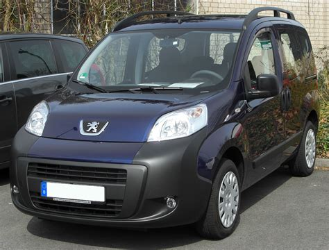 peugeot bipper tepee peugeot bipper tepee with the best