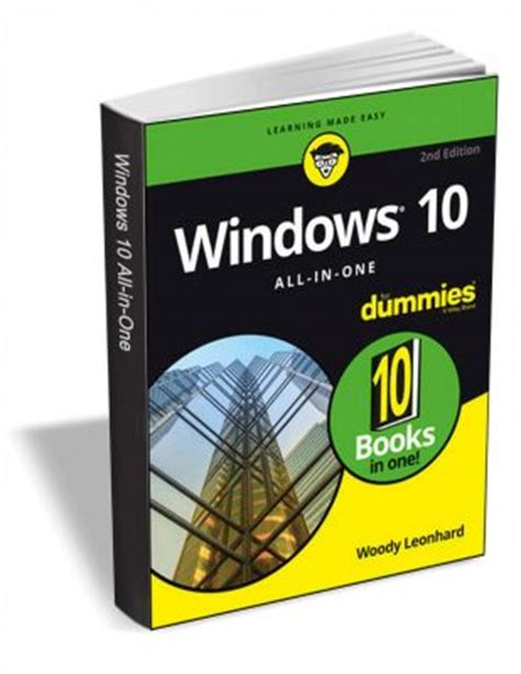 windows 10 tutorial for dummies download windows 10 all in one for dummies ebook worth 19