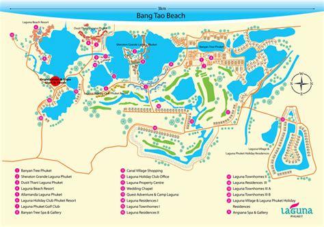 map of laguna laguna map phuket thepix info