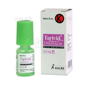 Obat Tetes Telinga Tarivid Ofloxacin jual beli tarivid ear drop 0 3 5ml k24klik