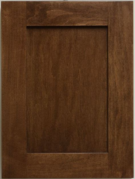 Walnut Cabinet Doors Black Walnut Stained Kitchen Cabinet Door By Allstyle